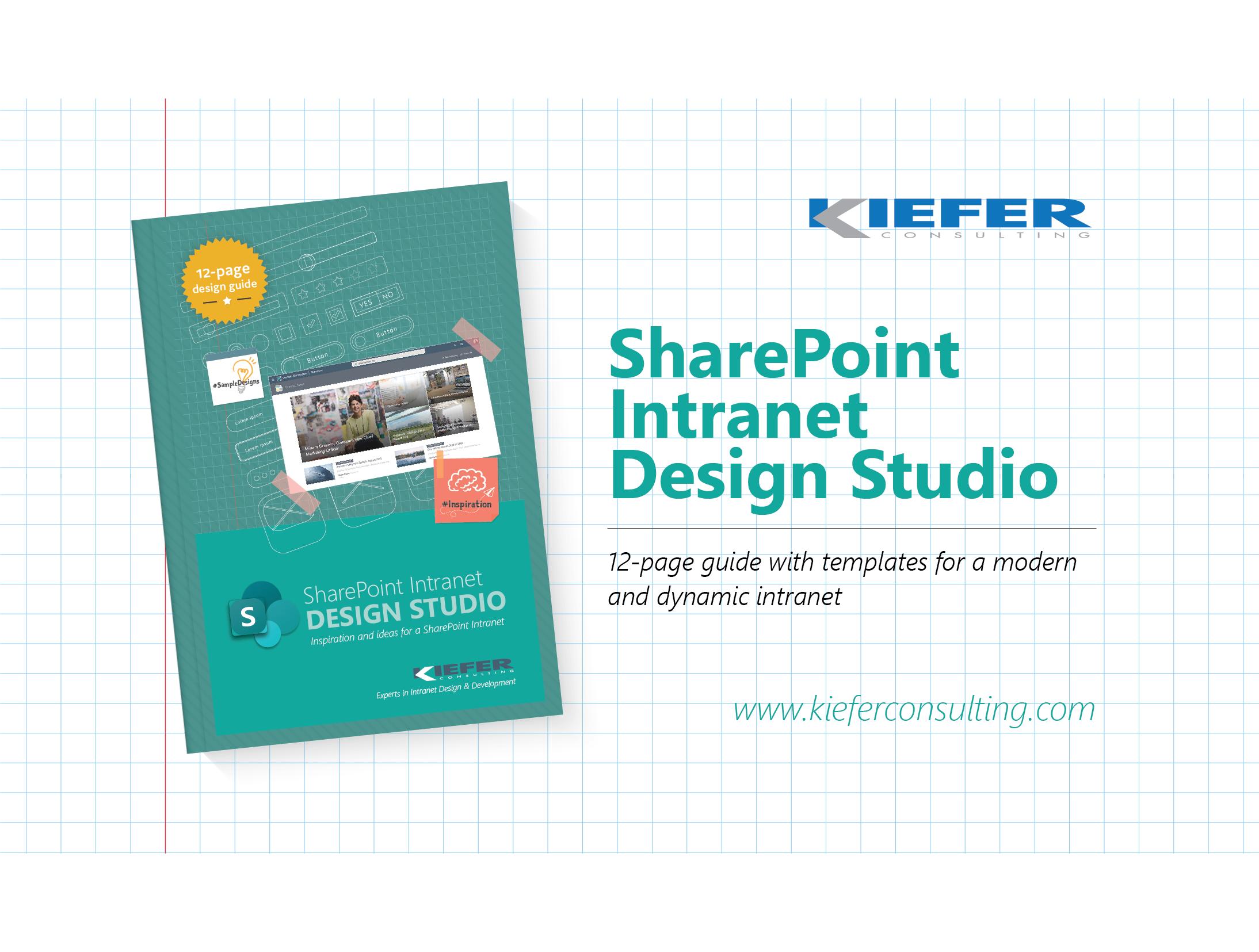 Kiefer Design Guide Image