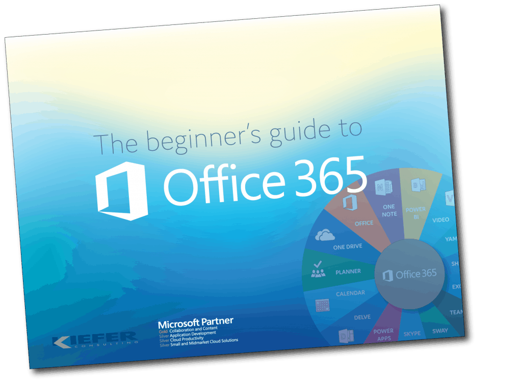 Image of a Free Office 365 Beginner's Guide