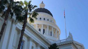 State Capitol of California in Sacramento