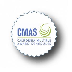 Logo for California Multiple Award Schedules - CMAS