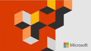 Microsoft Ignite 2019 Logo